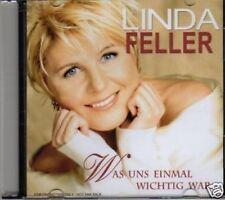 (408N) Linda Feller, Was Uns Einmal Wichtig War - DJ CD