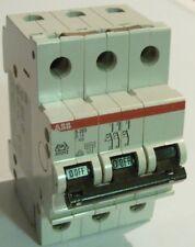 ABB S263 B16 S263B16 Circuit Breaker 3Pole 16Amp 3P 16A