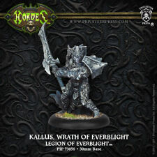 Hordes: Legion of Everblight Legion Kallus, Wrath of Everblight PIP 73058