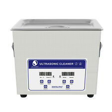 3L Digital Heated Electronic Ultrasonic Cleaner Jewellery Tooth Eyeglass Washer