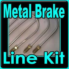 Metal brake line kit for BMW Mercedes 1961-1997 replace corroded lines!