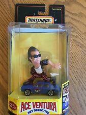 Matchbox Collectibles 2000 ACE VENTURA PET DETECTIVE Ford Car NEW IN BOX