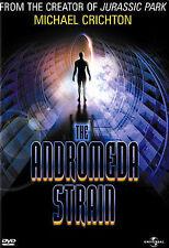 The Andromeda Strain (DVD, 2003)