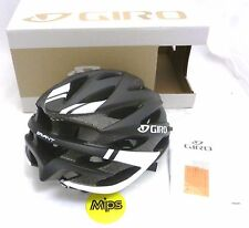 Giro Savant MIPS Cycling Helmet Matte Black White Size Small