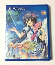 PSV Karumaruka Circle JAPAN Sony PlayStation Vita Japanese Game - USA Seller