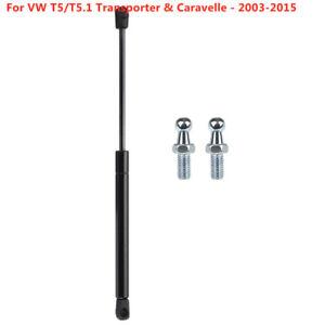 Bonnet Lifter Gas Strut + 2 Ball Pin Kit For VW T5/T5.1 Transporter Caravelle