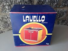 70s Vintage Toy Lavello Elettrico NIB Rare Made In Italy wash basin#Barbie size