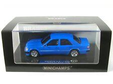 Brabus 6,5 (Mercedes 500E W124) bleu (1993)