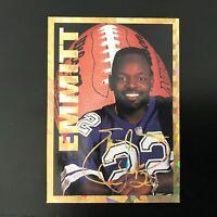 1993-94 Sports Stars USA Emmitt Smith Odd Ball Cowboys