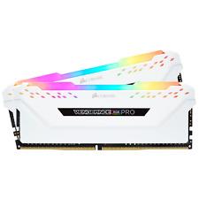 Corsair Vengeance RGB Pro 16 Go (2x8GB) 3000 MHz DDR4 Kit Mémoire