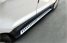 2Pcs fits for Ford EcoSport 2013-2018 side step running board Nerf bar protector