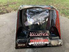 Battlestar Galactica Titanium Series Ultra Die Cast 2006 New In Box