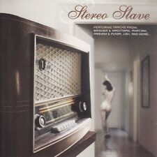 PROGRESSIVE PSY TRANCE GOA CD - stereo slave LISH TRUE LIES BRISKER TRANCFELD
