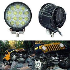LED Fog Light For All Bikes & Cars 14 LED 42W Lamp.