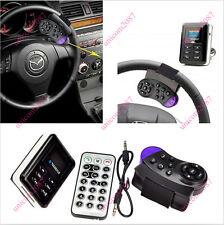 Wireless Bluetooth FM Transmitter Car Cigarette Lighter MP3 Player For iPhone Un