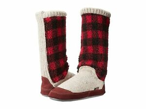 Woman's Slippers Acorn Slouch Boot