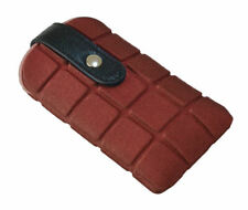 Croco® Super Chocolate Mobile Phone Case for iPhone 3, 3G, 4, 4S, iTouch - Brown