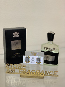 CREED AVENTUS Eau De Parfum For Men 100ml 3.3 oz New with Box Original