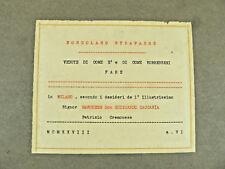 Marchese Zaccaria Bordolano  Cremona 1928 foto stampe Arch. Reggiori MILANO