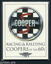 de course & Rallying MINI COOPER - COLLECTIONNEURS CARTE Ensemble - 8 emo,33 EJB