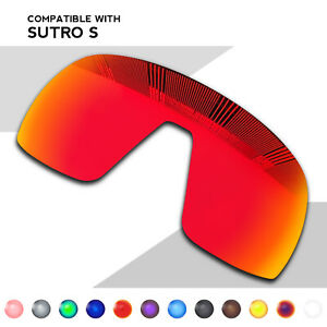 Wholesale POLARIZED Replacement Lenses for-Oakley Sutro S OO9462 Sunglasses