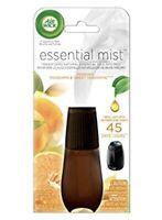 2 X Airwick Essential Mist Refill Mandarin & Sweet Tangerine 0.67oz Free Gwp!