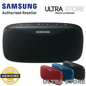 GENUINE Original Samsung Level Box Slim Waterproof Bluetooth Wireless Speaker