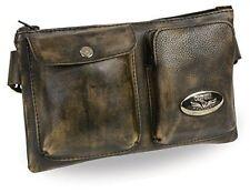 Milwaukee MP8825-BKBGE-PCS Black/Beige Belt Bag with Two Front Pockets