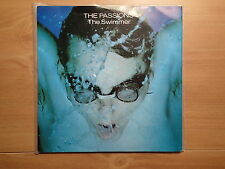 "The Passions-The Swimmer/Some Fun-UK 7""-PS-1981-Polydor Records POSP 325-NEW"