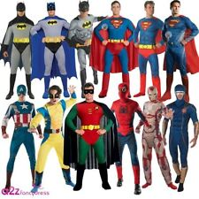 Rubie's Complete Outfit Superhero Fancy Dresses for Men
