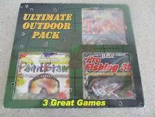 ULTIMATE OUTDOOR PACK GAME BUNDLE SYSTEM 30269-274-US COMPUTER GAME DESKTOP