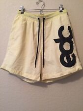 INSOMNIAC Wide Awake Since '93 edc Swim Trunks/Shorts Yellow Adult M