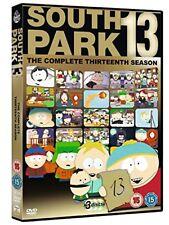South Park - Season 13 [DVD][Region 2]
