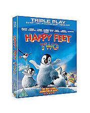 Happy Feet 2 / Two - Nordic Region B Blu Ray - Optional English Audio
