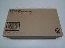 Cloth Myth Land & Marine Steel Cross + Box Bandai JAPAN NEW