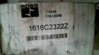 """ROSS CONTROLS 1616C2322Z 1/4"""" COMPACT POPPET VALUE 120V 150PSI -FREE SHIPPING"""