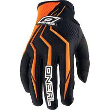 Oneal O'Neal element YOUTH motocross BMX gloves orange sz 6 LARGE  0390-406