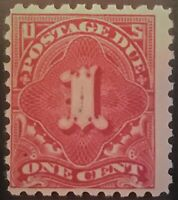 J52 US Postage Due Mint OG NH
