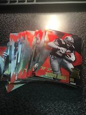 1999 Topps Stars Football Two-Star Card lot 21 cards sale!!