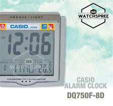 Casio Alarm Clock DQ750F-8D