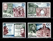 ESPAÑA 1980 2579/2 Espamer 80 4v SPAIN