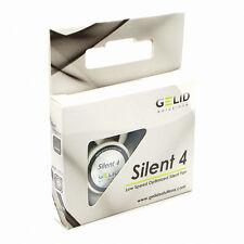 [GELID] Silent 4 - Silent PC CASE FAN 40mm, 4cm, 10T, 3Pin, White, FN-SX04-42