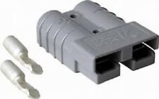 Authentic Anderson SB50 Connector Kit Gray 8 ga  8 AWG  Authentic Anderson Power