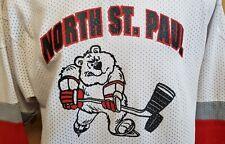 North St Paul Polars High School Minnesota K1 Hockey Jersey Small #16