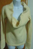 Holt Renfrew Women's Medium Cowl neck cashmere sweater
