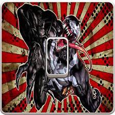 Marvel Avengers Venom Light Switch Vinyl Sticker Decal for Kids Bedroom #331