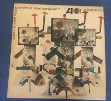 John Lewis & Albert Mangelsdorff-Animal Dance LP...Atlantic 1402-Mono