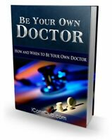 Be Your Own Doctor PDF eBook with Master Resell Rights ebooks e book free