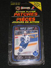 1993 NHL Hockey Doug Gilmour #93 Maple Leafs Limited Collector Edition Patch NEW