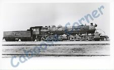 AT&SF 1700 2-10-2 Class 1674 Stan Kistler Great Detail! 8x5 B&W Photo (0360)